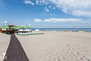 Restauracja Sabat Beach - Pustkowo